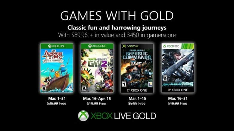 xbox games with gold april