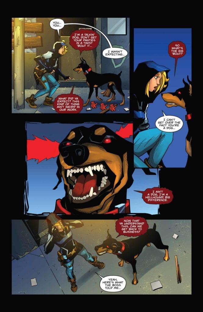 best horror comics and graphic novels 2019