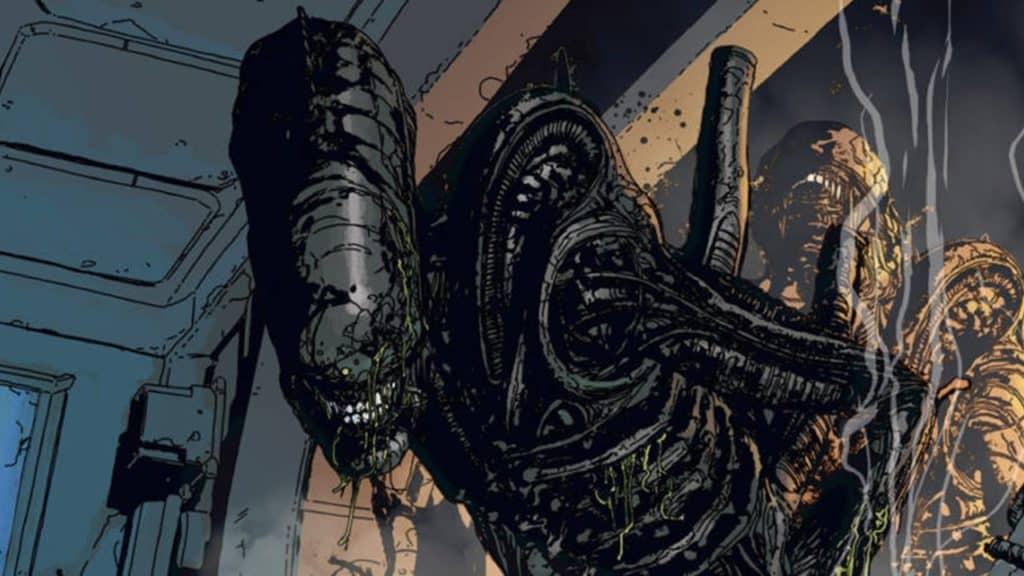 best 2019 horror comics alien