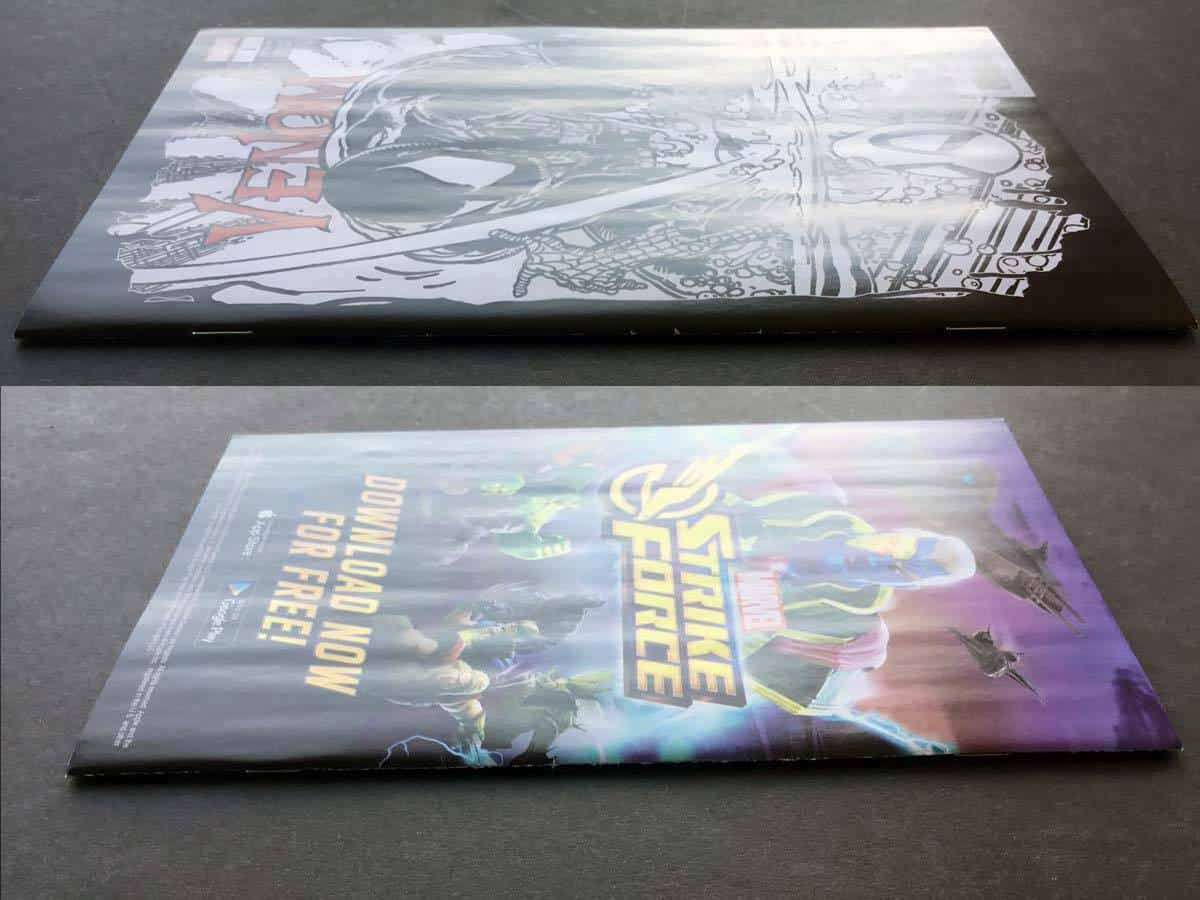 DIY how to press comic books
