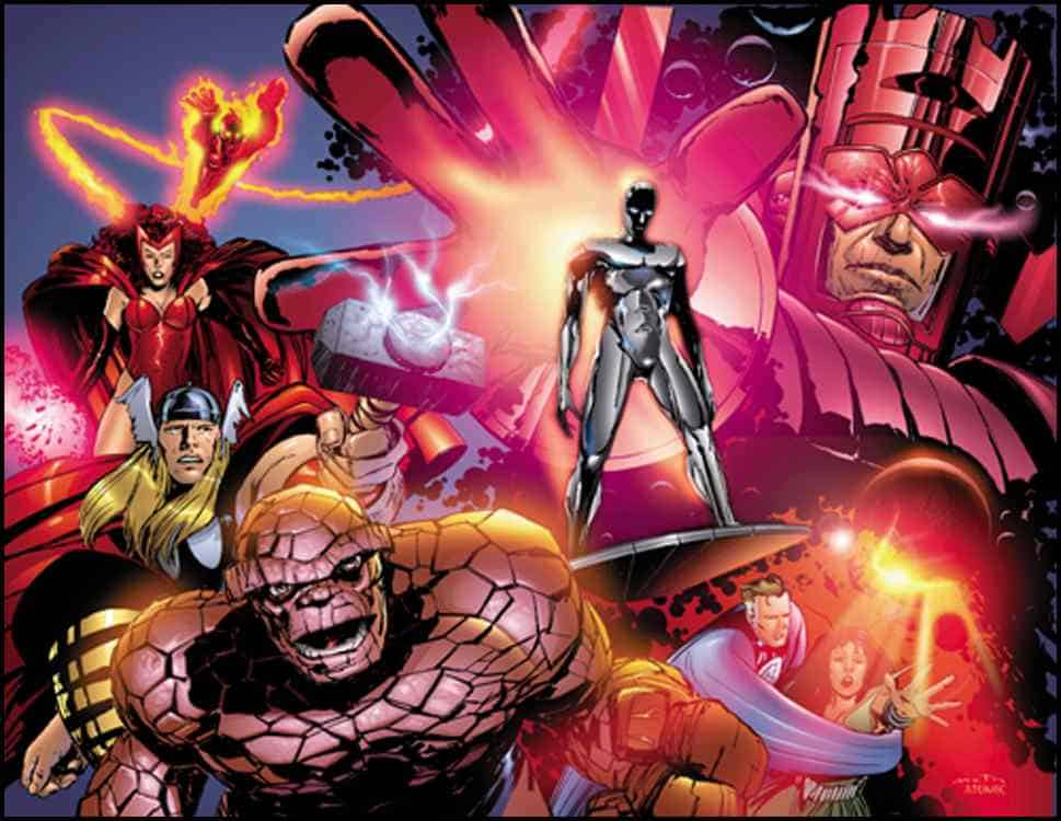 Galactus' Background in the Marvel Universe