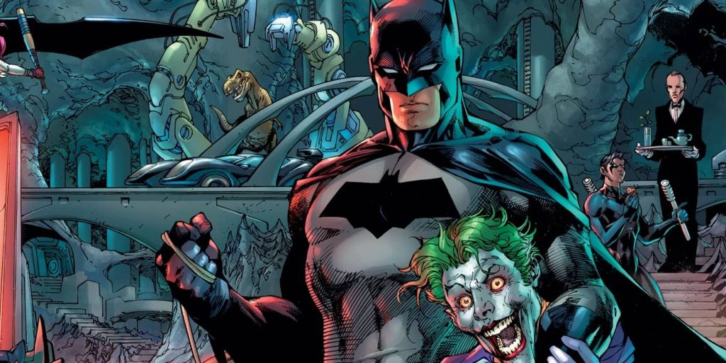 detective comics issue cover image