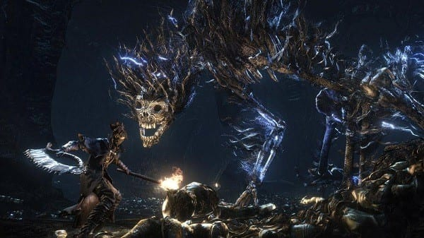 Top Ten Ps4 Games - Bloodborne