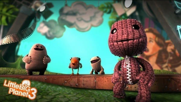 Top Ten Ps4 Games - LittleBigPlanet 3