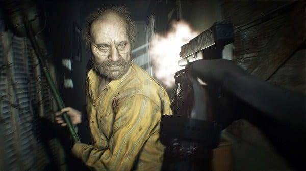 Top Ten Ps4 Games - Resident Evil 7 VR