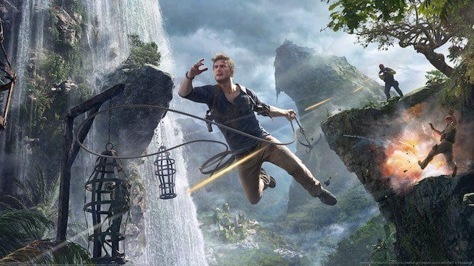 Top Ten Ps4 Games - Uncharted 4: A Thief's End