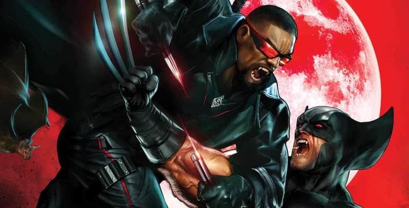 Wolverine vs Blade