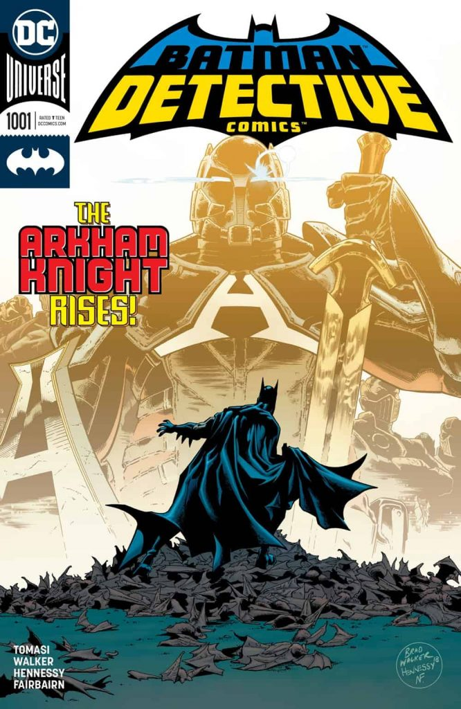 Batman Detective Comics issue 1001