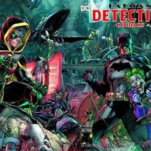 detective comics #1000 cover