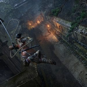 Sekiro: Shadows Die Twice beat the game