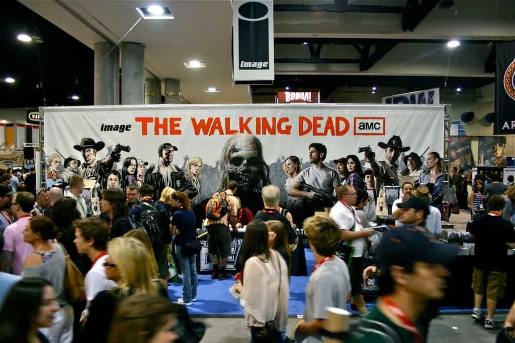 the walking dead villians