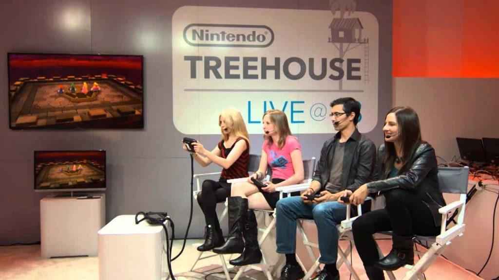 Nintendo E3 Presentations