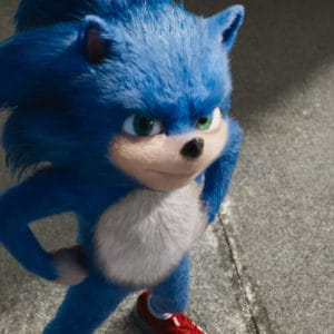 Sonic the Hedgehog movie trailer bad press