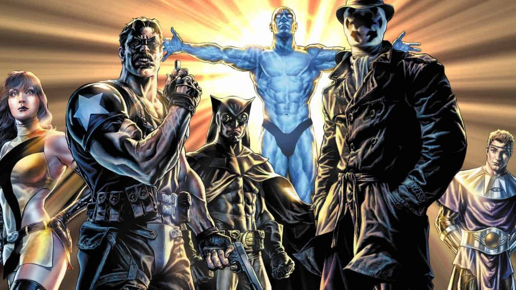history of the watchmen