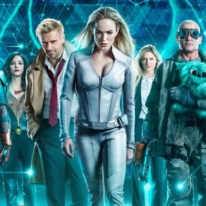 Legends of tomorrow season finale