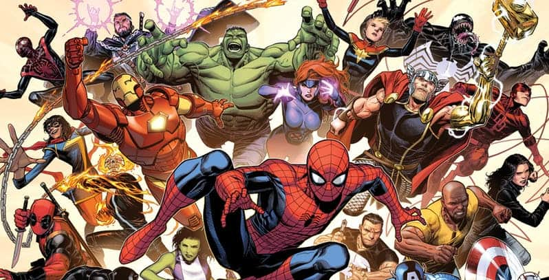 Who Founded Marvel Comics?