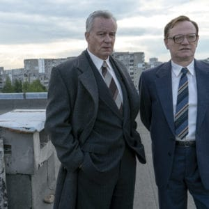 Hit HBO Show Chernobyl lead actors