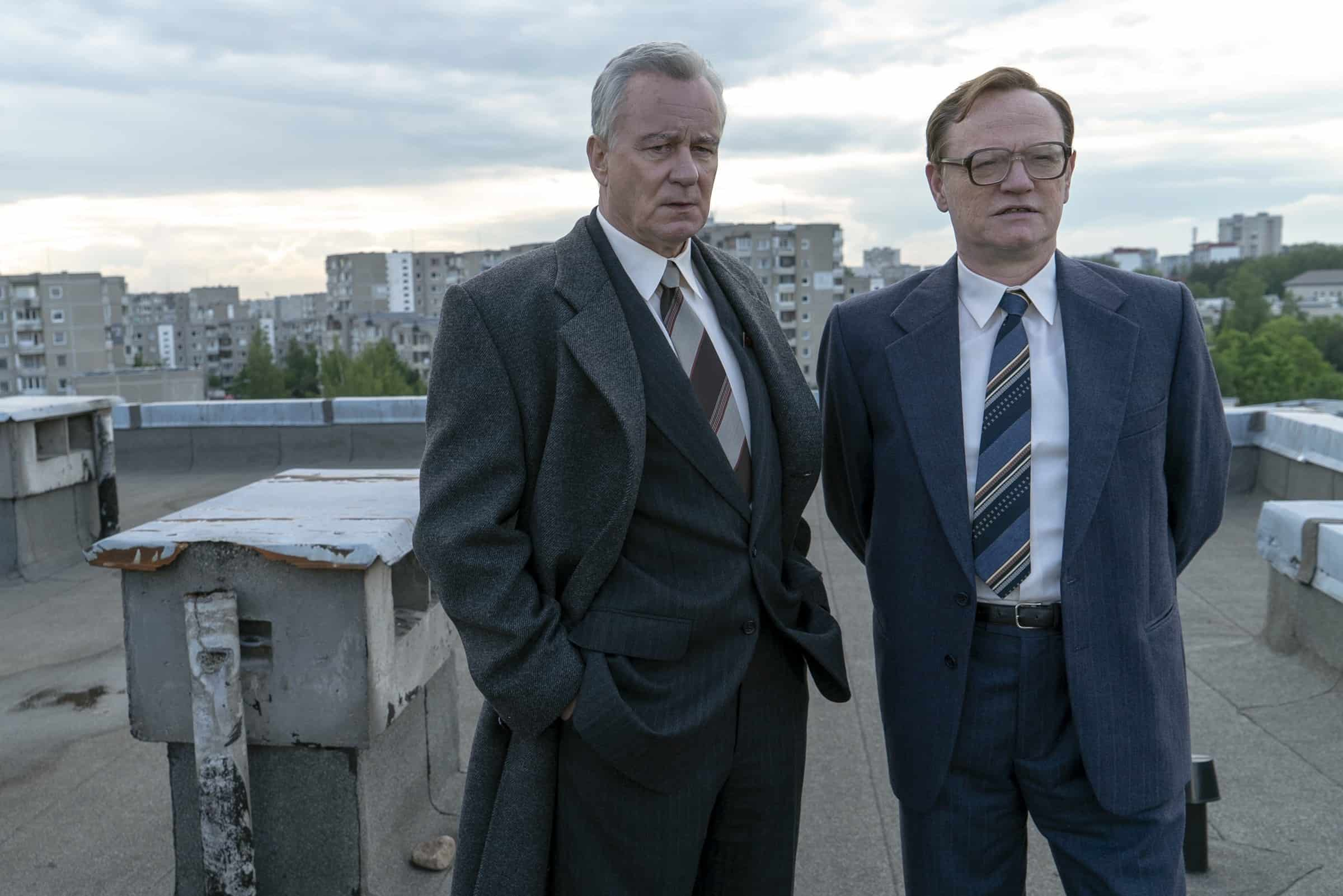 Hit HBO Show Chernobyl lead actors