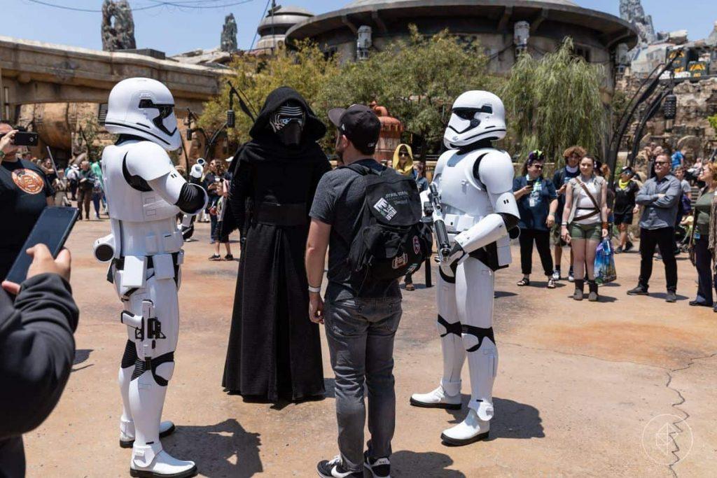 Galaxy's Edge: A Disney Parks Experience