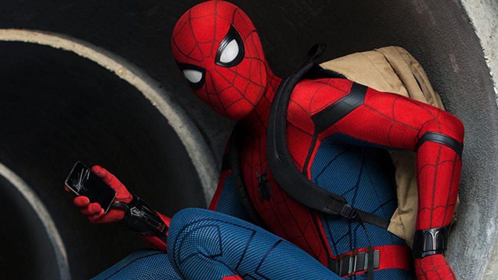 Spider-Man Steps Up Big Time