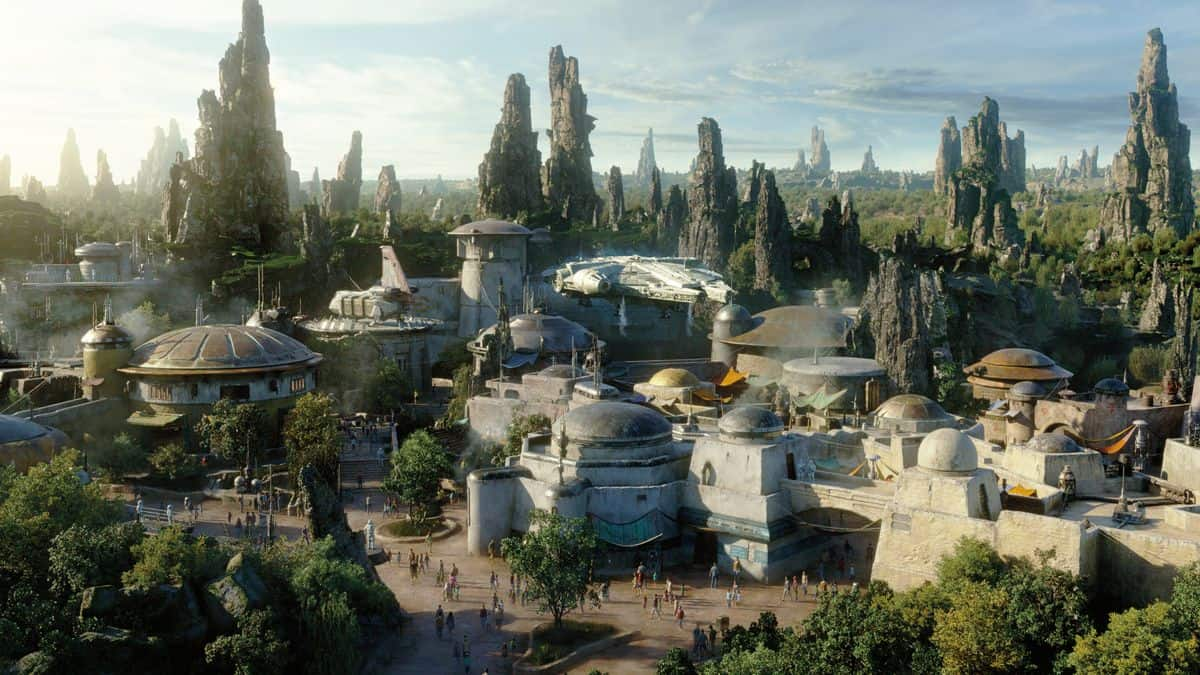 Galaxy's Edge Disney world