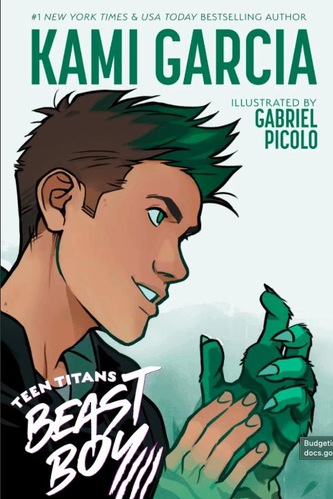 Garcia DC Comics