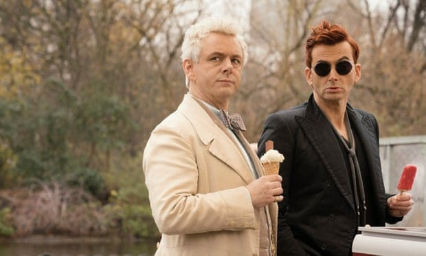 Good Omens on Prime Video