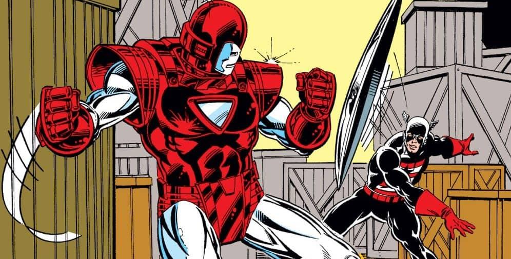 Square Enix Avengers Costumes