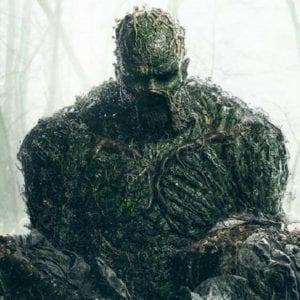 Swamp Thing Series Premiere