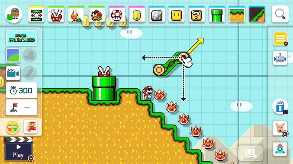 Super Mario Maker 2 Tips and Tricks - Comic Years