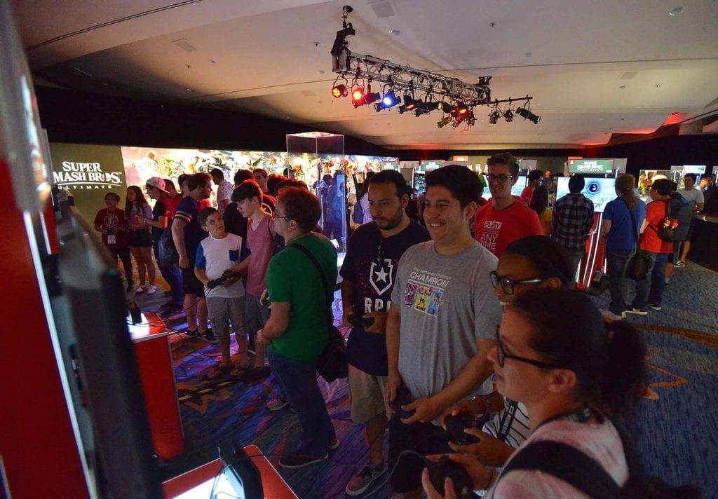 Comic-Con 2019 Lineup for Nintendo