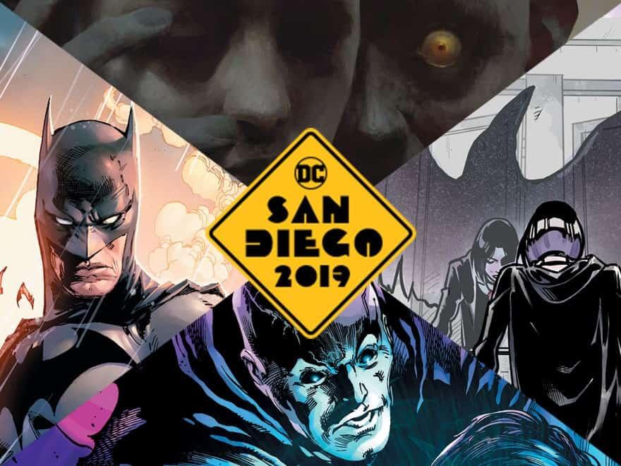 SDCC DC Comics