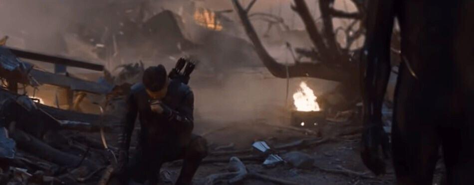 Avengers Endgame Deleted Scene