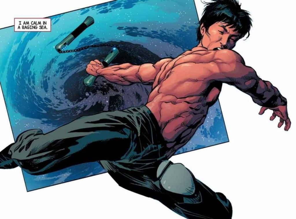 shang-chi and the legend of the ten rings production