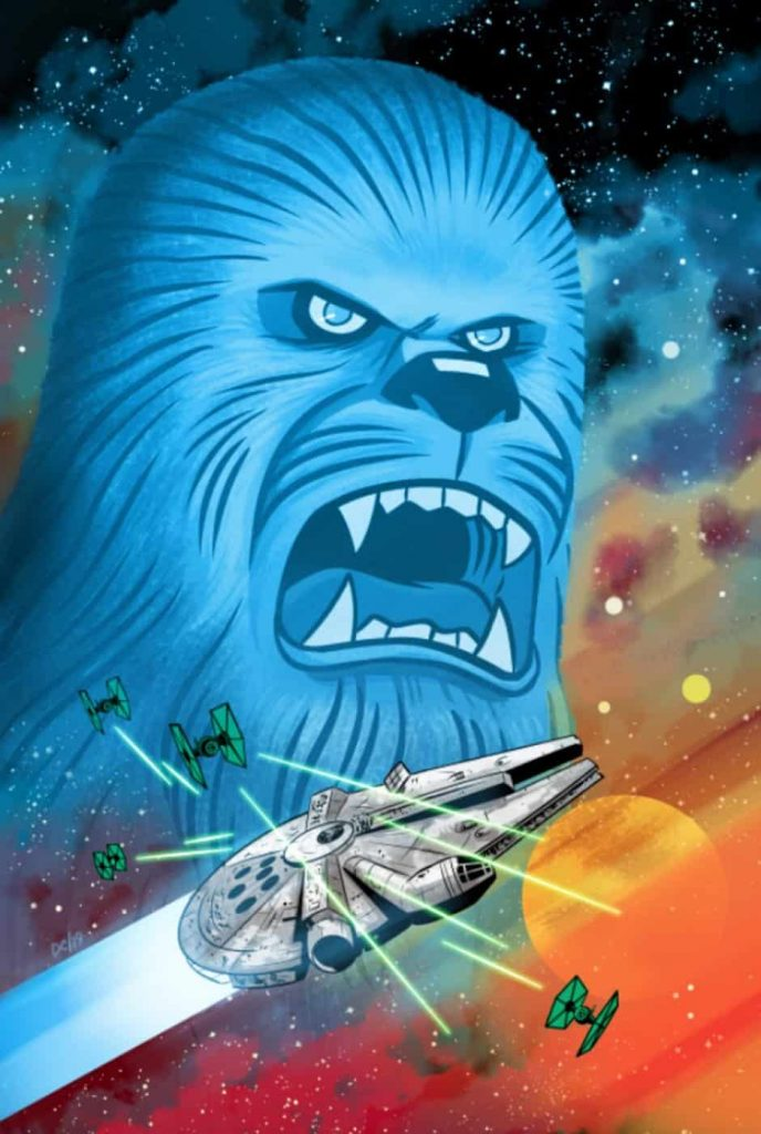 Star Wars Adventures Comic Series from IDW