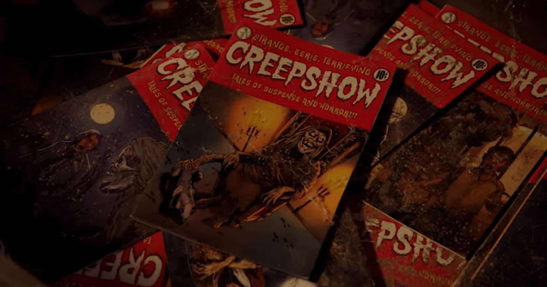 The Creepshow Trailer