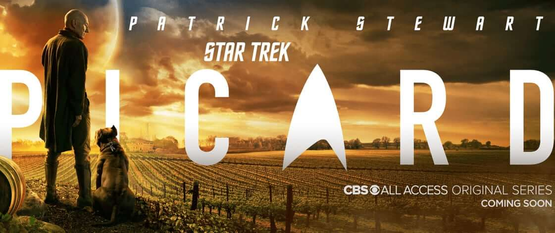 The Picard Trailer Star Trek