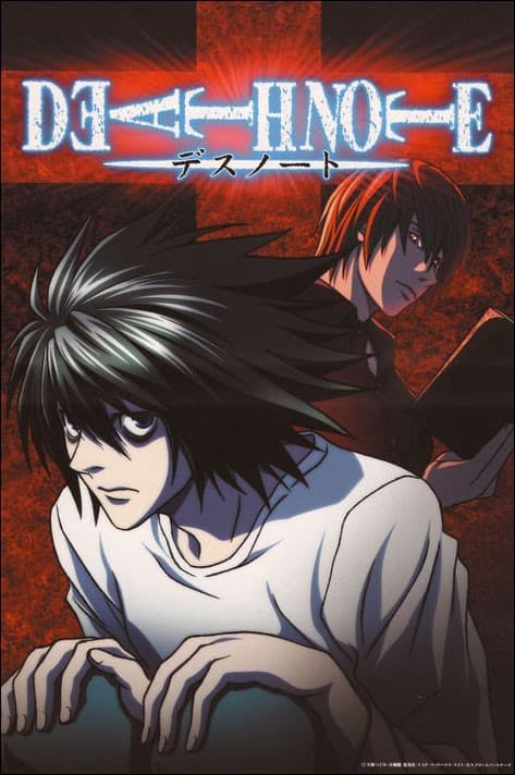 Poster for 'Death Note'
