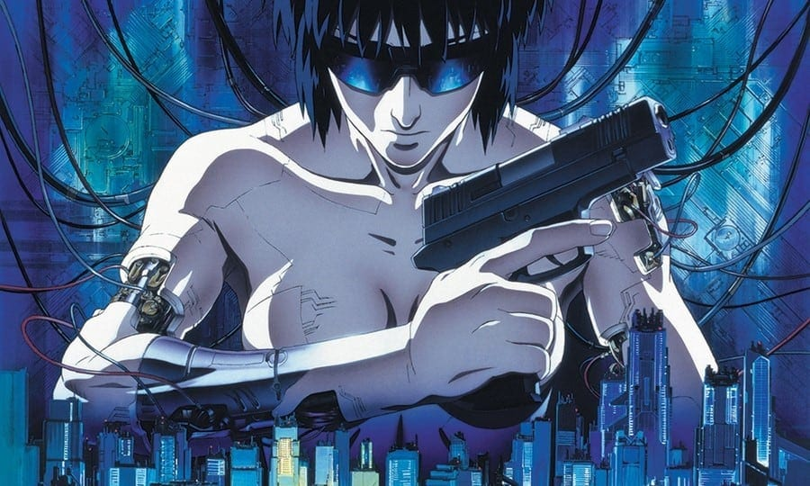 An image from 'Ghost In The Shell'.