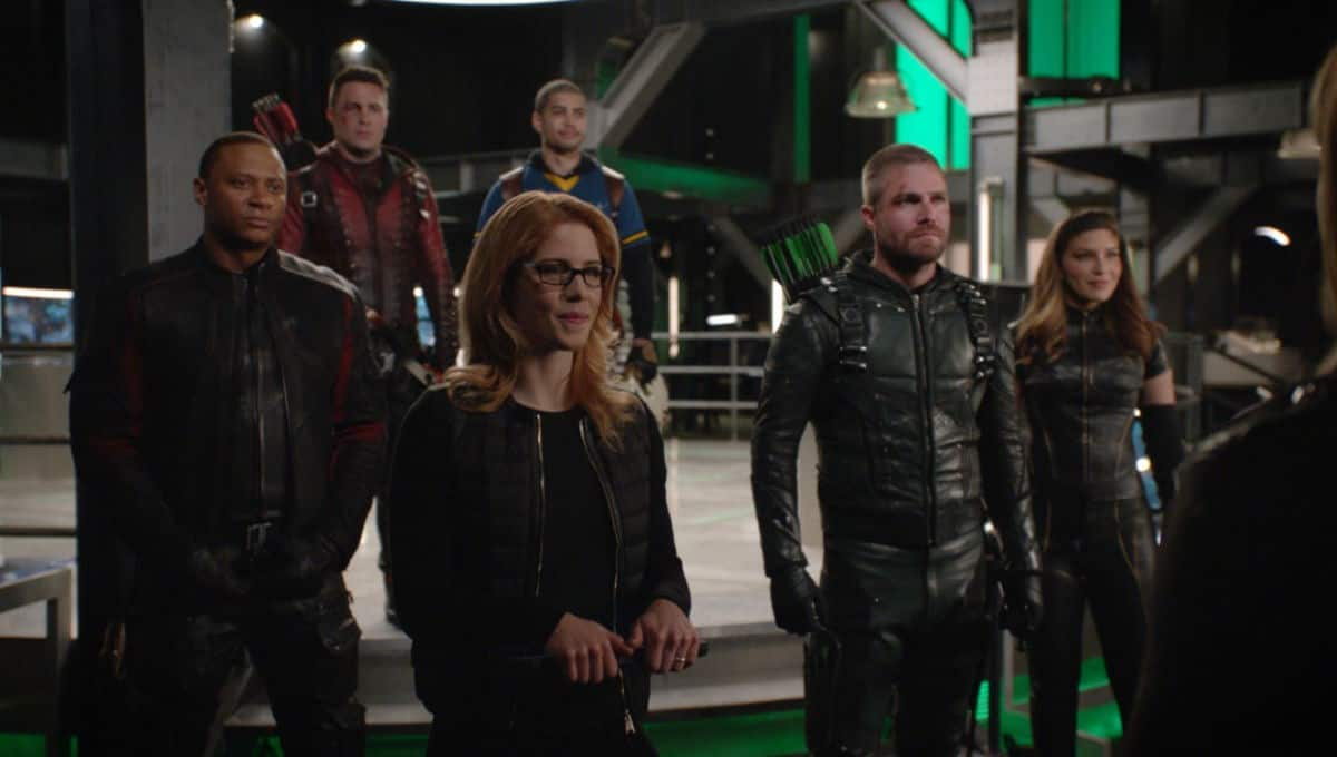 Arrow's eighth season
