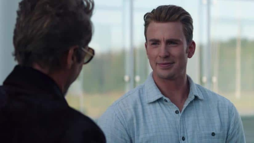 Steve Rogers: America's Ass Thanks To The Russo Brothers