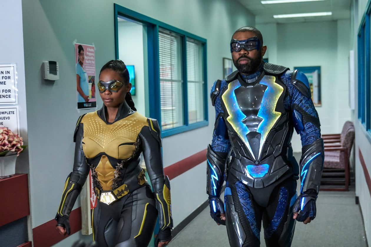 Black Lightning Comic-Con Panel