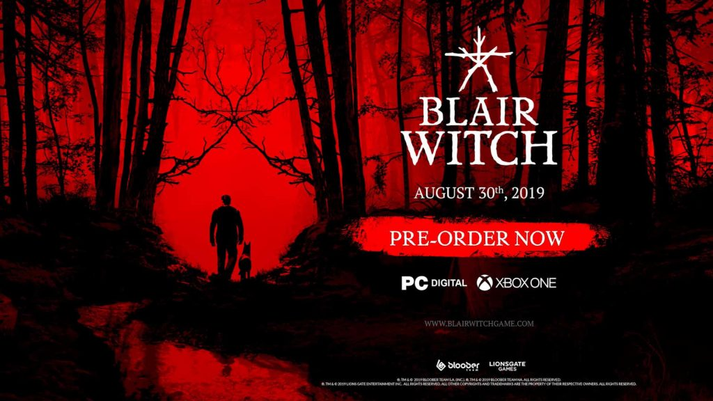 'Blair Witch' Poster.
