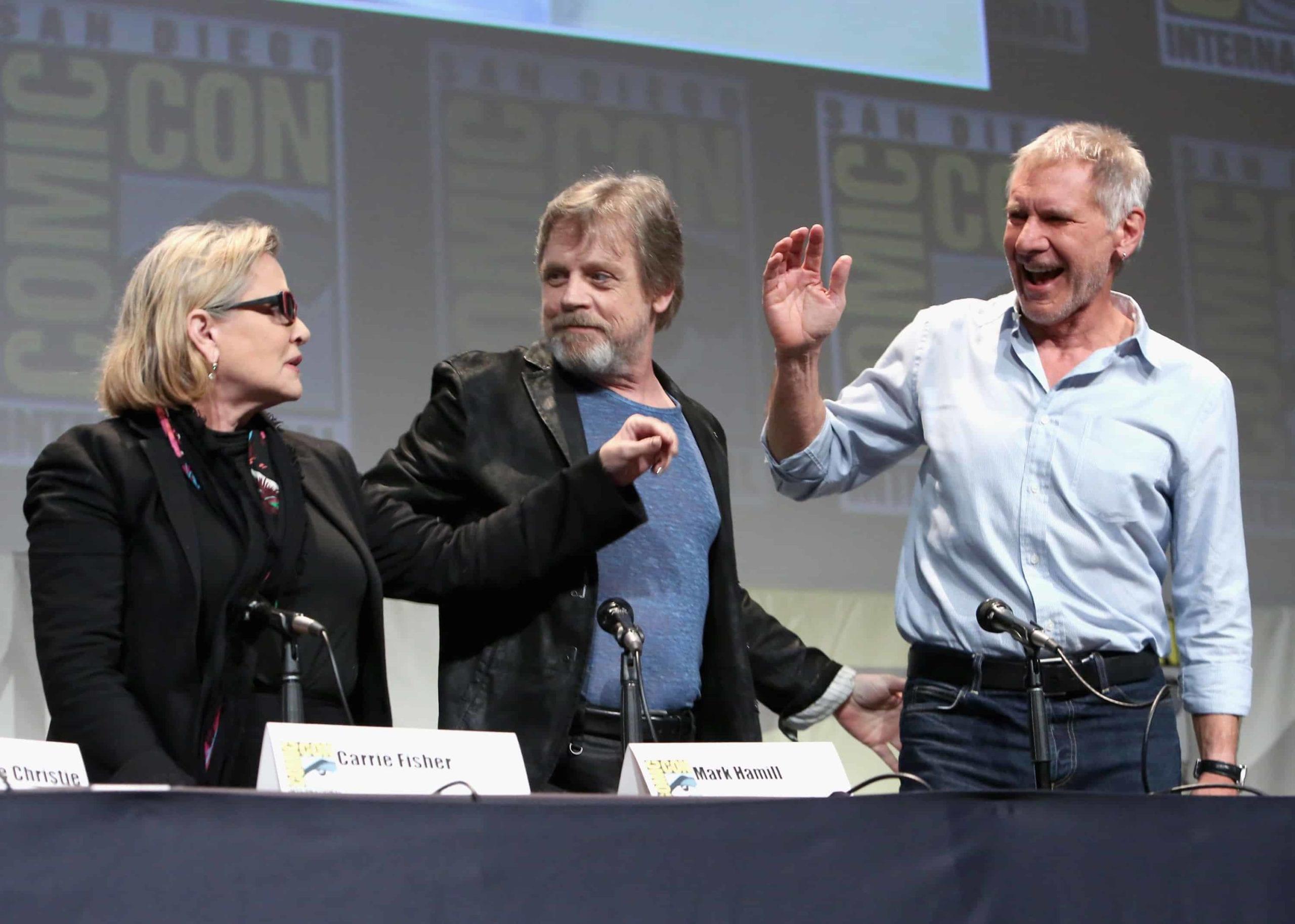 Comic-Con Moments