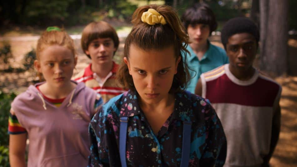 Stranger Things Netflix cast