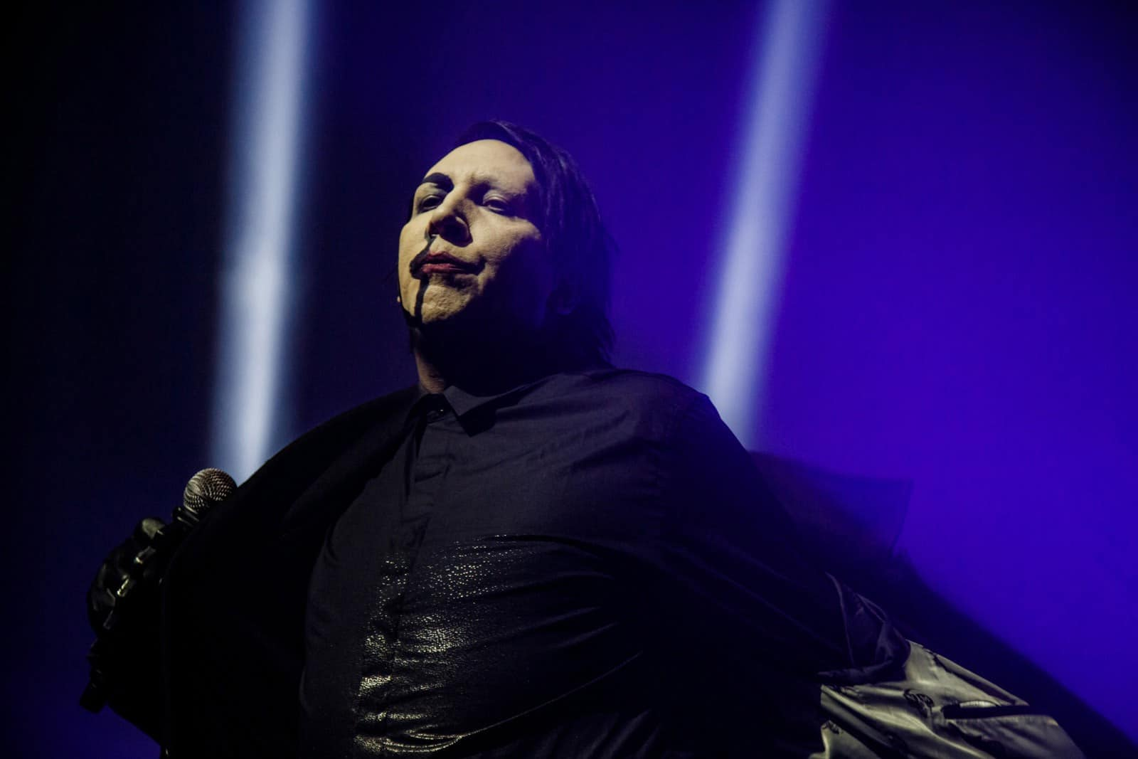Marilyn Manson at Riviera Theatre