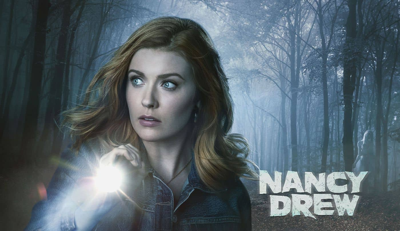 Nancy Drew Series Art