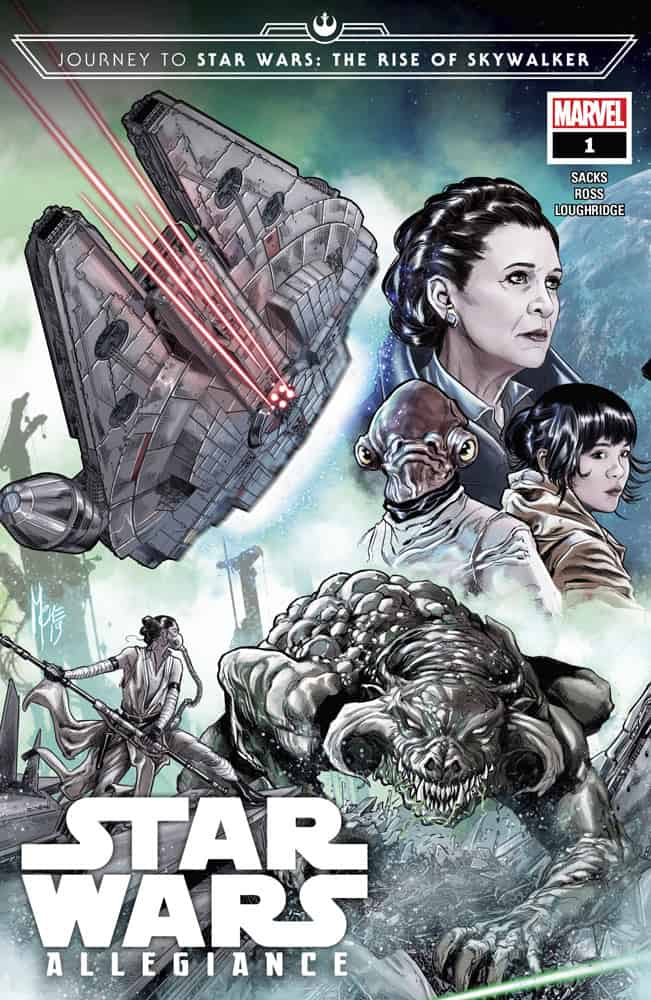 Star Wars: Allegiance Preview