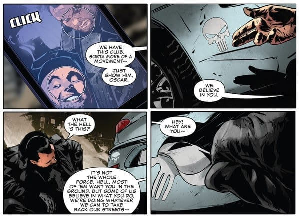The Punisher and Bad Cops