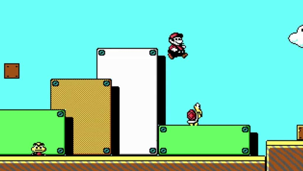 The History of Super Mario